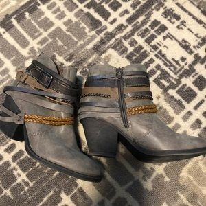 Jared ankle boot